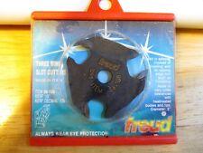 Freud Three Wing Slot Cutter Bit 56-108 1/8 Inch Slot