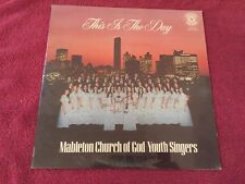 This Is The Day Mabletown Church Of God Youth Singers NEW LP Lefevre Sound
