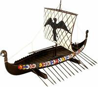 Model Ship Kit Viking Longboat