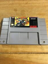 Sunset Riders (Super Nintendo, SNES) Game Cart Only - Tested