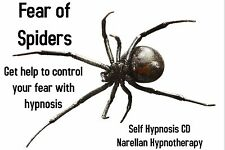 Fear of Spiders - Self Hypnosis CD - Narellan Hypnotherapy