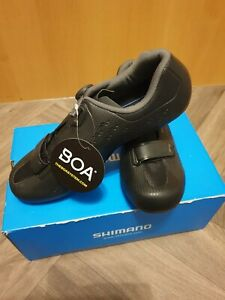 SHIMANO SH-RP501 SH-RP5 Boa Cycling Shoe - Men's  Black Size:US 9.7 UK 8-8.5/44