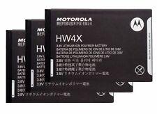 3X Nuevas Baterias de Reemplazo HW4X para Motorola Droid Bionic, Atrix 2