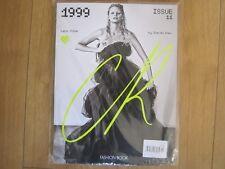 C R Fashion Book Magazine A / W 2017 Lara Stone,Lily Rose Depp New.