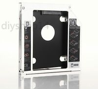 SATA 2nd Hard drive HDD SSD Caddy Adapter Bay for Acer Aspire 5742g 5742z 7741z