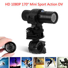 8M Wide Angle 170° Lens Moto Bicycle Sport Action Camera Helmet Video Camcorder