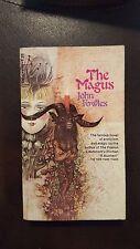"John Fowles, ""Magus,"" 1973, Dell 5162, VG+, 1st thus"