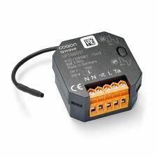 COQON Unterputz-Dimmer Netzspannung 230V grau Q-Wave UPDQ0001