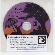 (GG645) Birdie Jackson & The Arbour, Prolong - 2013 DJ CD