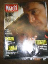 Paris Match N° 1956 21 novembre 1986 Charles Bronson Anthony Burges E. Béart