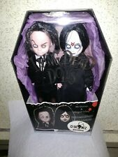Living Dead Doll Grave Diggers Mr Graves and Abigail Crane New Open Box