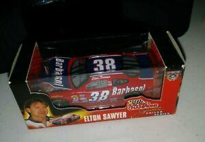 Racing Champions Signature Driver Series #38 Elton Sawyer Barbasol car NASCAR