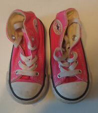 Pink Chuck Taylor Converse All-Star Sneakers - Child sz 5