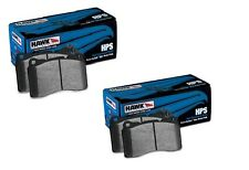Hawk HPS Brake Pads Front And Rear For MAZDA MIATA