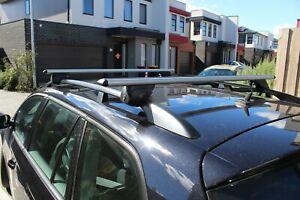 Roof Racks | Volvo XC70 Wagon XC90 | 9/2000 - 07/2015 | Fits factory rails