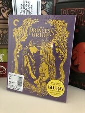 New The Princess Bride (1987) Criterion Blu-ray DigiBook w/Factory Labels Us Rel