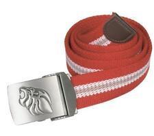 Cintura da lavoro Black Carbon - Red Magma U-power Rosso