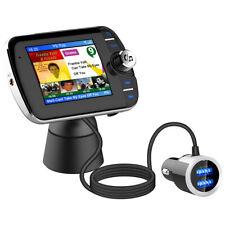 Dual USB Car DAB+ Radio Receiver Adapter BT FM Transmitter MP3 Music Player TF