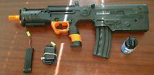 Refurbished California Legal IWI X95 airsoft AEG kit. Black. Full auto only