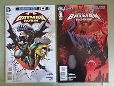 Batman and Robin 0 1-12 14 15 18-23 23.2 23.3 24 25 32-35 new 52 FN/VF