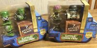 Awesome Little Green Men Zombie Company and Green Army New