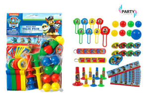 Paw Patrol Party Supplies Favours FAVOUR PACK Of 48 Pc