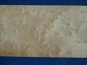Vogelaugenahorn  Ahorn Furnier Intarsien Modellbau Holz basteln 2134