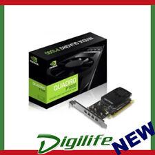 Leadtek PCIE Quadro P1000 4GB DDR5; DP 1.4; Single Slot; 1x Fan  Q-P1000