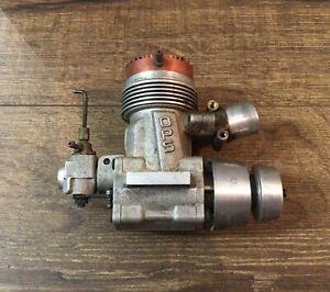 OPS .60 REAR EXHAUST MARINE MODEL BOAT INBOARD R/C Engine Good Compression