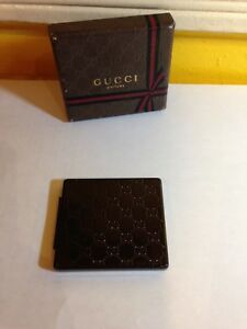GUCCI Double Folding Compact makeup Mirror