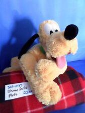 Disney Parks Laying Down Pluto plush(310-1177)