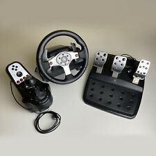 Logitech G25 Racing Wheel Controller with Pedals and Shifter - Sim Racing