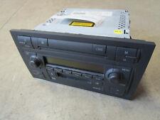 CD Wechsler Radio Kassette Tuner SYMPHONY II AUDI A4 B6 8E0035195M inkl. CODE !