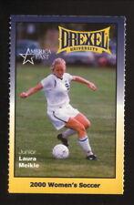 Drexel Dragons--2000 Soccer Pocket Schedule