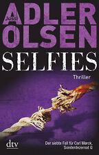 Selfies ~ Jussi Adler-Olsen ~  9783423217712