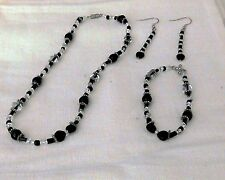 jewelry set Handmade beaded