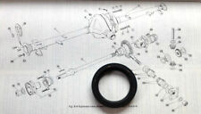 Reliant Robin Rialto Chaton Fox Rebel Bond Bug Essieu Pignon Front oil seal