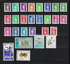 St. Pierre & Miquelon - 27 Mint, NH stamps - cat. $ 36.90