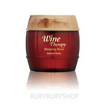 [Holika Holika] Wine Therapy Sleeping Mask - #1 Red Wine