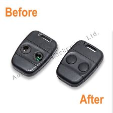 Restauración De Mg MGF Zr Zs 2 botón Lucas Remoto Llavero servicio de reparación Fix