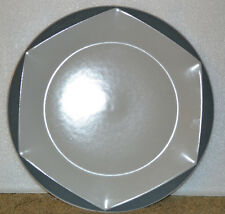 "Rosenthal Studio Linie Grafitto Continental 10 3/4"" Dinner Plate Great Condition"