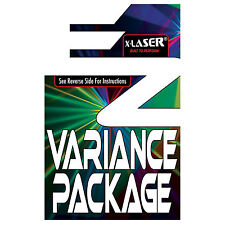 X-Laser EZ Variance Registration Online Package Kit
