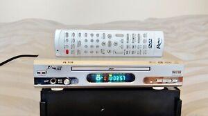 Slimline Multi Region DVD Player with Karaoke function