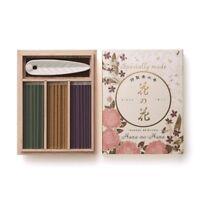 Casi Hana No Hana 30 Varillas +Caja+Llaveros Incienso - Fabricado en Japón