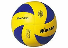 Mikasa MVA 5000 FIVA Official Ball Volleyball size: 5 for recreation From Japan