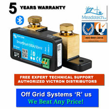Victron Energy SmartShunt Battery Monitor 500A Bluetooth Inside - SHU050150050
