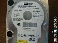 Western Digital WD2500AAJS-40VWA0 DCM:HARCHT2AAN Apple 655-1358C 250gb Sata HDD