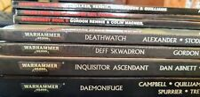 Black Library, Warhammer 40K Graphic Novels (Multi-listing)