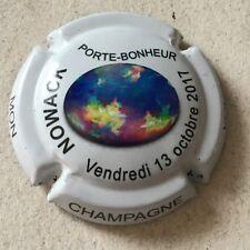 Capsule de champagne NOWACK (13 Octobre 2017)