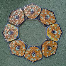 Solon & Schemmel Vintage 8-Tile Set California